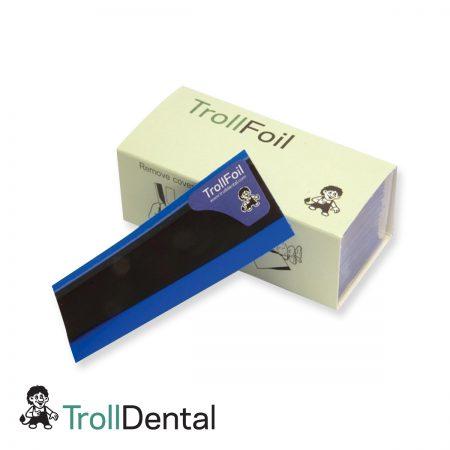 Ekskluzivno kod nas TrollFoil – artikulacijska folija od samo 8 mikrona